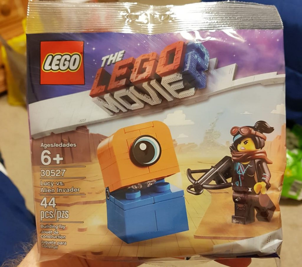 The LEGO Movie 2 30527 Lucy Vs Alien Invader 2 1024x906