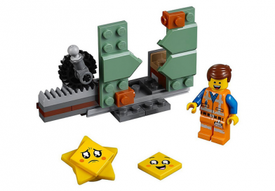 The LEGO Movie 2 Videogame Amazon edition includes 30620 Star-Struck Emmet