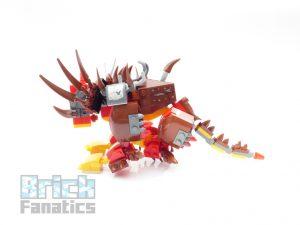 The LEGO Movie 2 70827 Ultrakatty Warrior Lucy 11 300x225