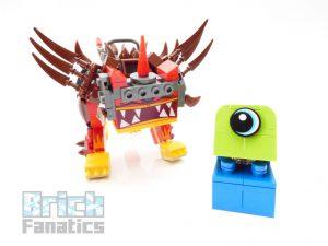 The LEGO Movie 2 70827 Ultrakatty Warrior Lucy 16 300x225