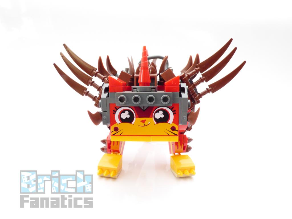 The LEGO Movie 2 70827 Ultrakatty Warrior Lucy 18