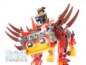 The LEGO Movie 2 70827 Ultrakatty Warrior Lucy 21 300x225