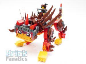 The LEGO Movie 2 70827 Ultrakatty Warrior Lucy 22 300x225
