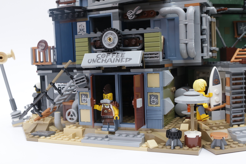 70840 Welcome to Apocalypseburg shop front