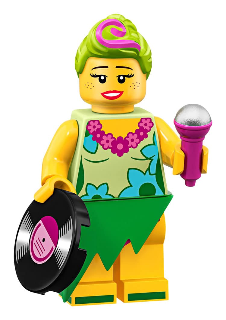 The LEGO Movie 2 Series Minifigures Wizard of Oz Mascot Dorothy 71023 You Pick