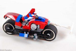 76113 Spider Man Bike Rescue 10