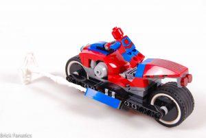 76113 Spider Man Bike Rescue 14