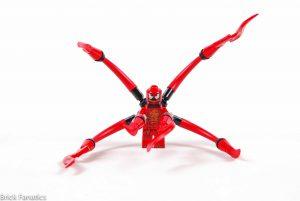 76113 Spider Man Bike Rescue 16