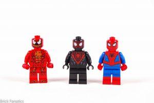 76113 Spider Man Bike Rescue 18