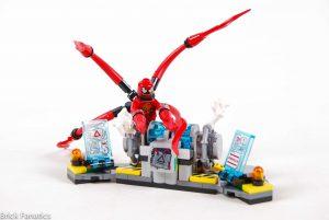 76113 Spider Man Bike Rescue 5