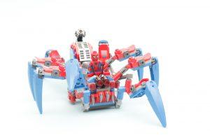 76114 Spider Man s Spider Crawler 2
