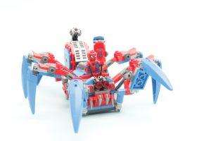 76114 Spider Man s Spider Crawler 3