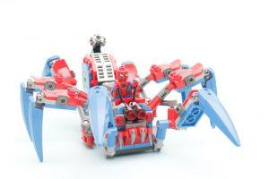 76114 Spider Man s Spider Crawler 4
