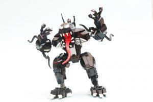 76115 Spider Mech Vs Venom Review 6 300x200