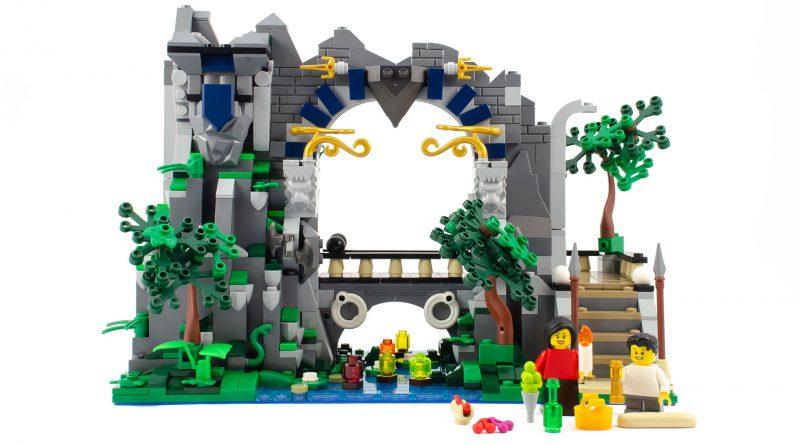 AFOL Designer Clovershire Castle 800x445