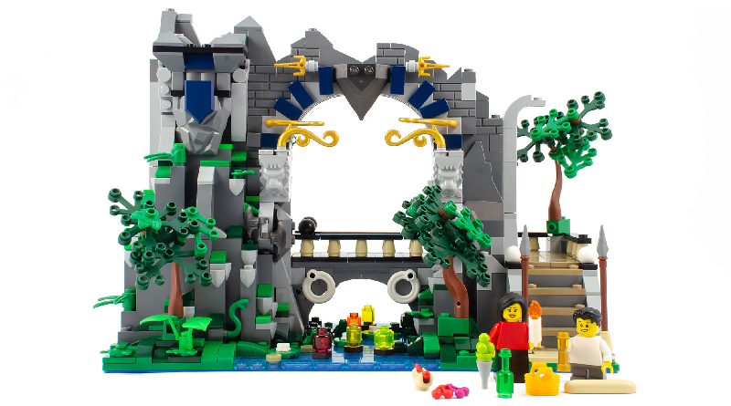 AFOL Designer Clovershire Castle Featured 800 445