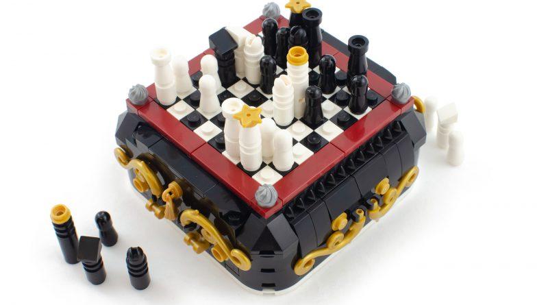 AFOL Designer Steampunk Mini Chess 800x445
