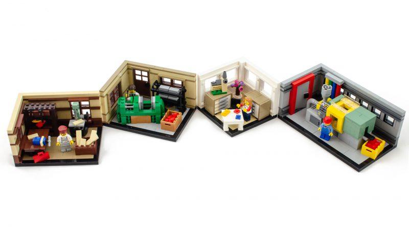AFOL Designer The LEGO Story 800x445