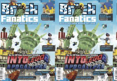 Brick Fanatics Magazine Issue 2 available now