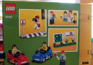 LEGO 40347 LEGOLAND Driving School 2 300x208