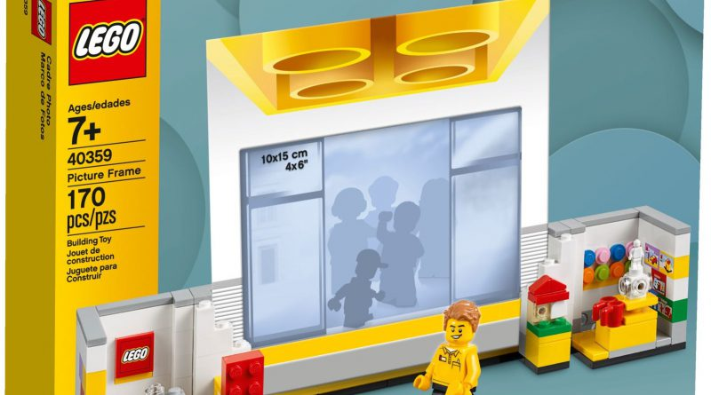 LEGO 40359 LEGO Store Picture Frame 2 800x445