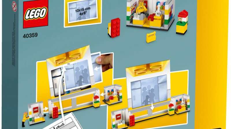 LEGO 40359 LEGO Store Picture Frame 3 800x445