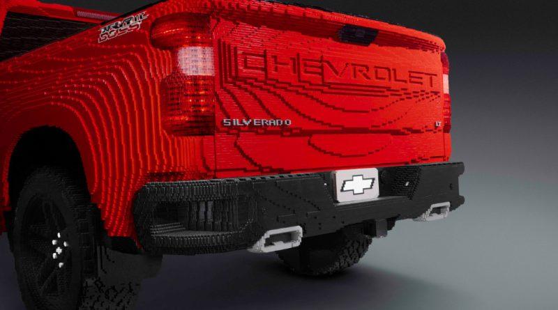 LEGO Chevy Silverado 5 800x445