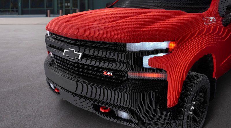 LEGO Chevy Silverado 7 800x445