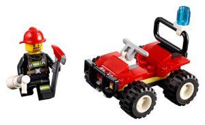 LEGO City 30361 Fire ATV 300x183