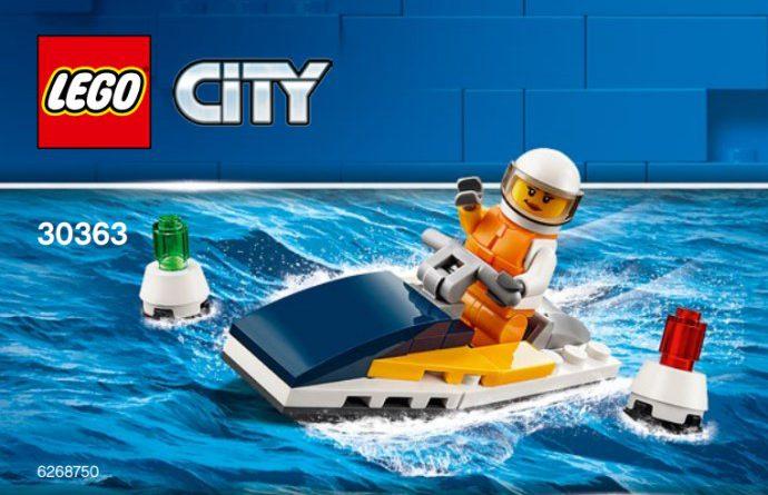 LEGO City 30363 Jet Ski 690x445