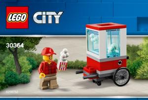LEGO City 30364 Popcorn Cart 300x203