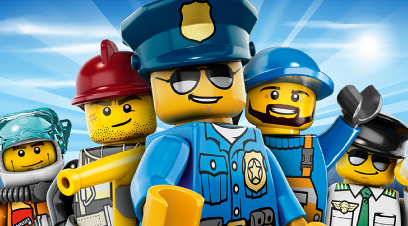 LEGO City featured 800 445