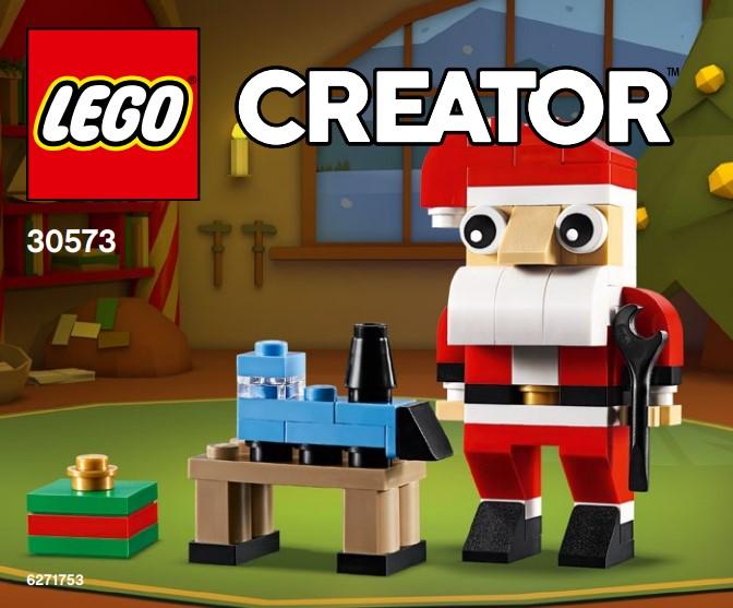 LEGO Creator 30573 Santa Claus