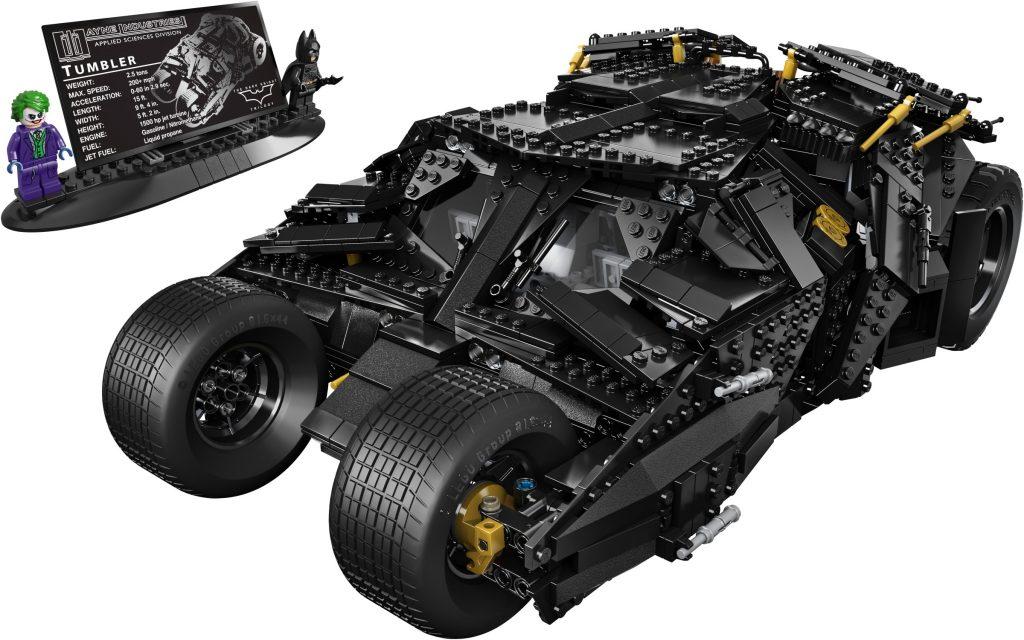 "LEGO DC Super Heroes Batman 76139 ""Batvehicle"" may be"
