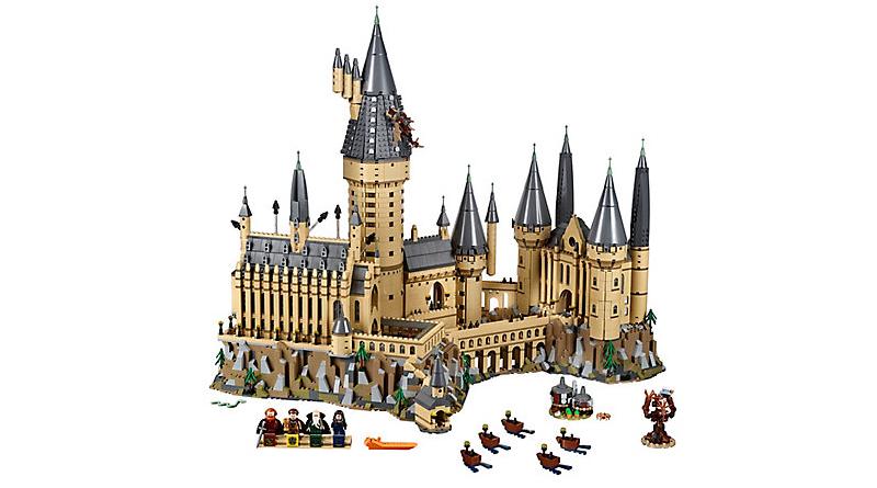 LEGO Harry Potter 71043 Hogwarts Castle Featured 800 445