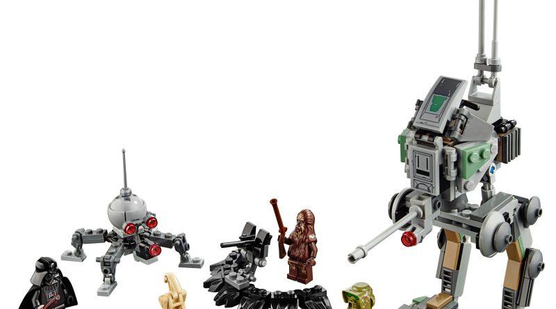 LEGO STar Wars 75261 Clone Scout Walker 800x445