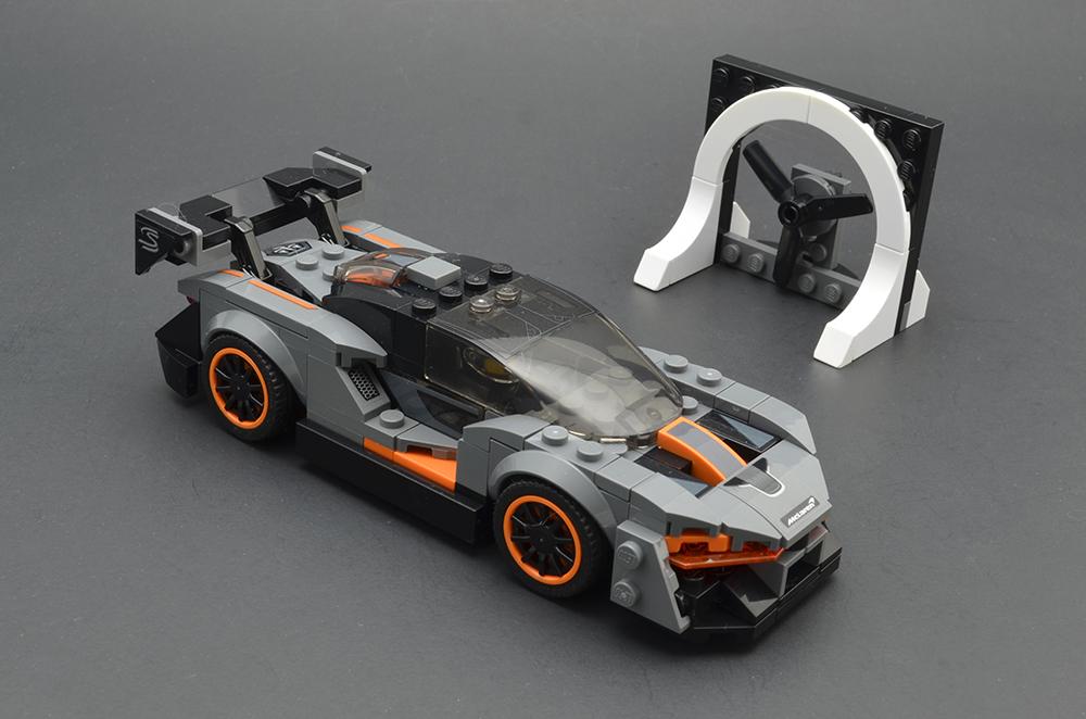 LEGO Speed Champions 75892 Mclaren Senna 7