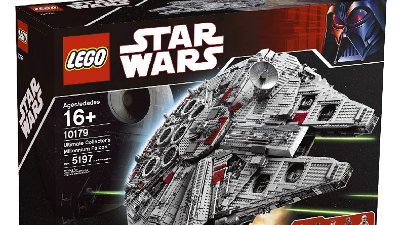 LEGO Star Wars 10179 Millennium Falcon Featured 800 445