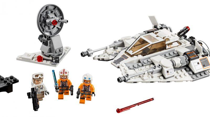 LEGO Star Wars 75259 Snowspeeder 20th Anniversary Edition 800x445