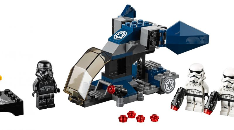 LEGO Star Wars 75262 Imperial Dropship 20th Anniversary Edition 800x445