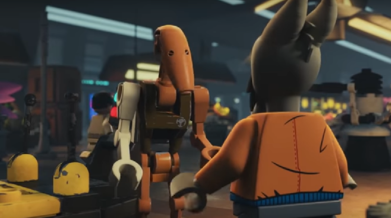 LEGO Star Wars All Stars Shorts 3 Featured