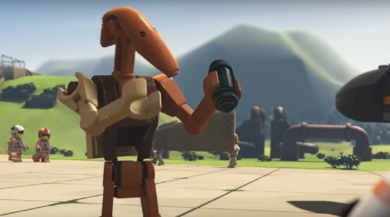 LEGO Star Wars All Stars Shorts 5 Featured