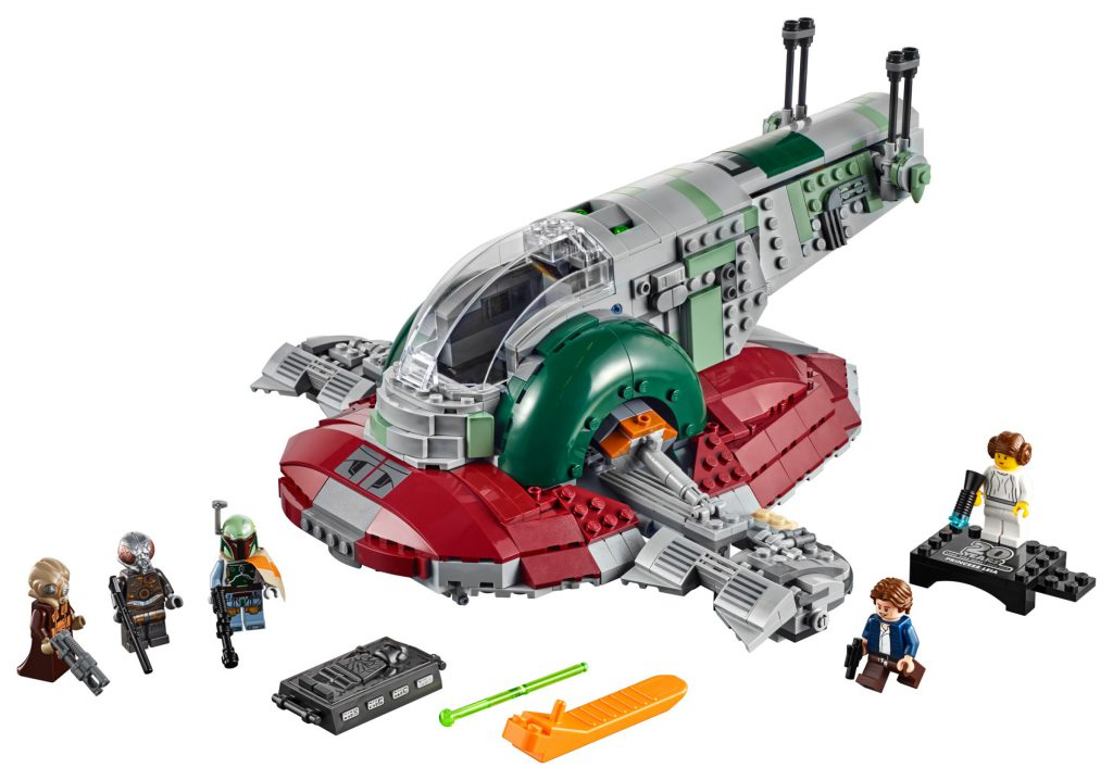 LEGO Star Wars Slave I 20th Anniversary Edition 1024x718