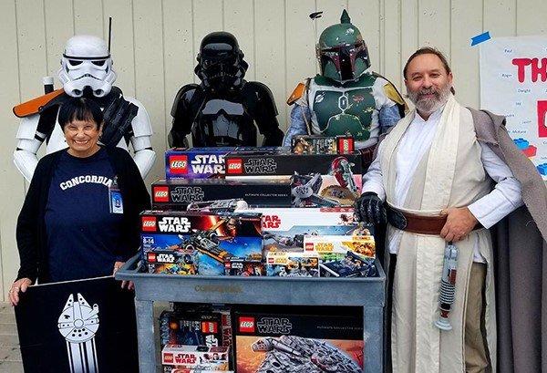 LEGO Star Wars Community School 1