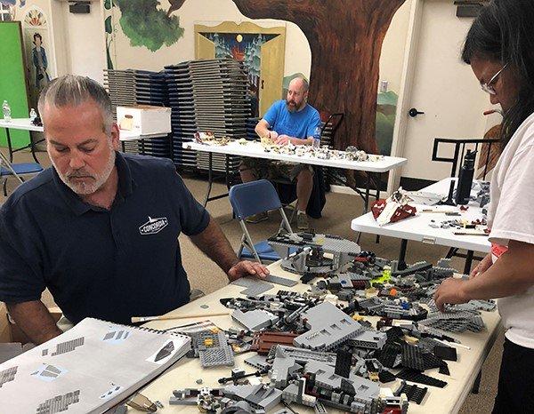 LEGO Star Wars Community School 3