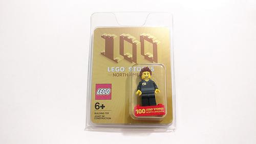 LEGO Store 100 Stores Minifigure 2