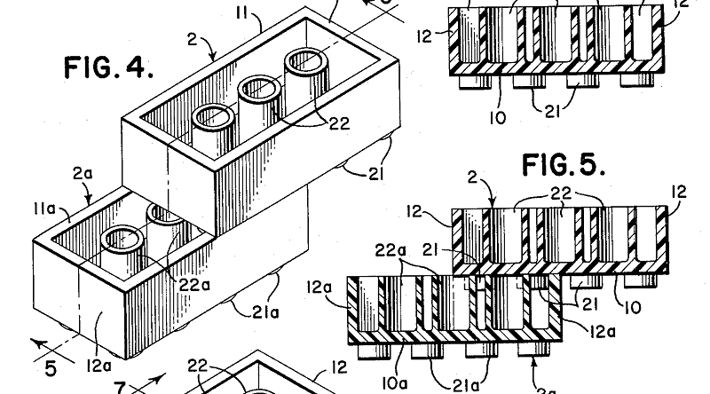 LEGO Brick Patent Anniversary Featured 800 445