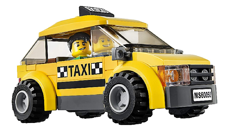 LEGO Taxi Featured 800 445 800x445