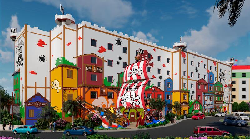 LEGOLAND Florida Resort Pirate Hotel featured 800 445