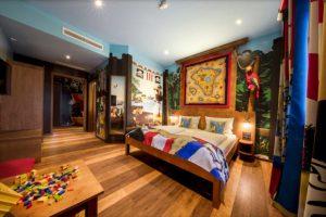 LEGOLAND Florida Resort Pirate Hotel Room 300x200